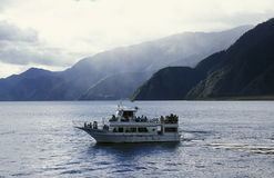 LATIN AMERICA GUATEMALA LAKE ATITLAN Royalty Free Stock Images
