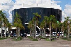 Latin America Memorial Sao Paulo Brazil royalty free stock photo