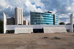 Latin America Memorial Sao Paulo Brazil Royalty Free Stock Photos