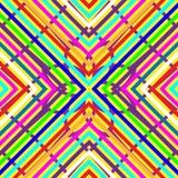 Latin American Mexican Spanish seamless pattern. Stock Image