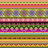 Latin American pattern Stock Photo