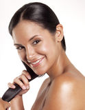 Latin beauty. Royalty Free Stock Images