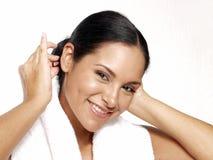 Latin beauty. Royalty Free Stock Photography