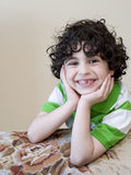 Latin young child portrait Stock Image
