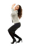 Latin businesswoman, conceptual shot Royalty Free Stock Photo