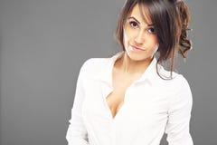 Latin businesswoman royalty free stock photos