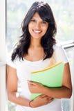 Latin college student Royalty Free Stock Photos