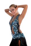 Latin dancer Stock Images