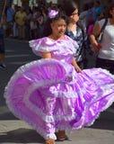 Latin dancer Royalty Free Stock Photo