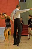 Latin Dancers Royalty Free Stock Images