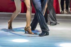 Latin de danse des jeunes Image stock