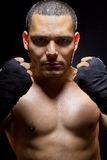 Latin Fighter Royalty Free Stock Images