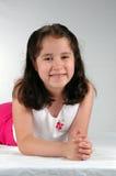 Latin Girl stock image