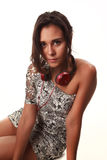Latin girl Royalty Free Stock Photos