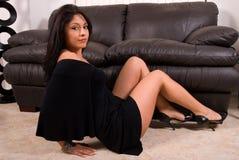 Latin Glamour. Royalty Free Stock Images