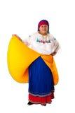 Latin Gypsy woman stock photo