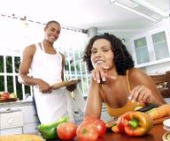 Latin kitchen. Stock Images