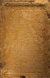 Latin language inscriptions on stone background Royalty Free Stock Photo