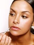 Latin makeup. Stock Photography