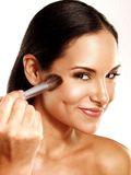 Latin makeup. Royalty Free Stock Images
