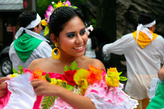 Latin pretty girl Stock Image