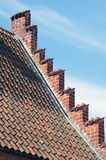 Latin school roof Royalty Free Stock Photography