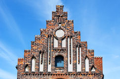 Latin school in Ystad Stock Photo