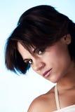 Latin woman Stock Photography