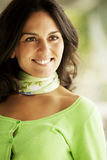 Latin woman portrait Royalty Free Stock Images