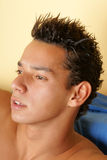 Latin young man portrait Royalty Free Stock Photo