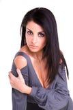 latina сексуальный Стоковое фото RF