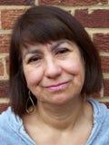 портрет latina Стоковое Изображение