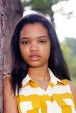 Latina adolescente linda al aire libre (6) Fotos de archivo libres de regalías