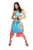 Latina alla moda Immagine Stock