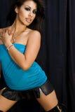 Latina atractiva. fotografía de archivo libre de regalías