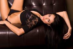 Latina atractiva. fotos de archivo libres de regalías