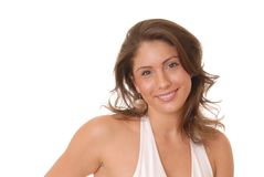 Latina bonito 301 Fotografia de Stock Royalty Free
