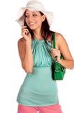 Latina Cell Phone stock photos
