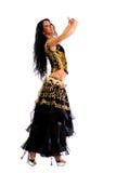 Latina dancer Stock Images
