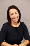 Latina-Geschäftsfrau Stockfoto
