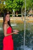 Latina Girl Stock Photography