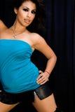 Latina sexy. Photo stock