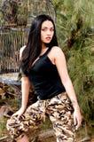 Latina 'sexy' imagens de stock