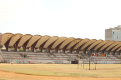 Latinamerican Stadium in Havana Stock Photos