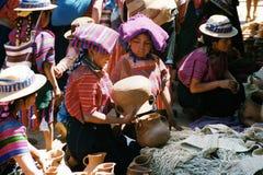 LATINAMERIKA GUATEMALA Royaltyfri Bild