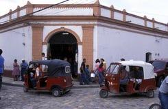 LATINAMERIKA HONDURAS COPAN Arkivbilder