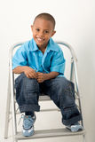 latinamerikan för 11 pojke Royaltyfri Bild