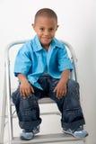 latinamerikan för 9 pojke royaltyfria bilder