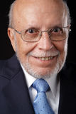latinamerikansk ståendepensionär för medborgare royaltyfri foto