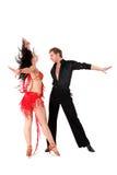 latino танцоров действия стоковое фото rf